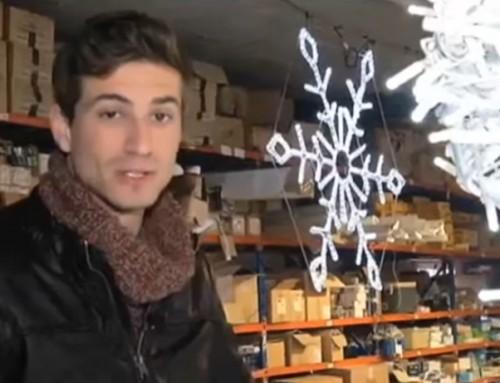 Isede en Reporteros de Extremadura – Locos por la Navidad 18-12-15